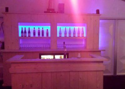 Bar Koperen Bruiloft Wilsum maart 2015