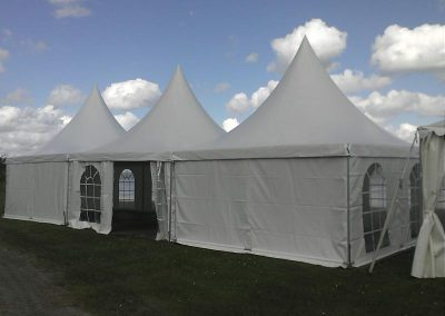 Witte Pagode tent