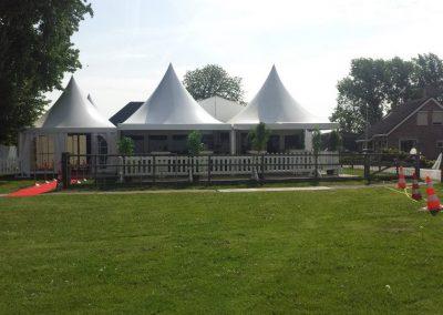 Pagode Huwelijksfeest IJsselmuiden 1