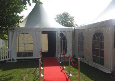 Pagode Huwelijksfeest IJsselmuiden 5