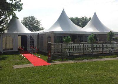 Pagode Huwelijksfeest IJsselmuiden 9