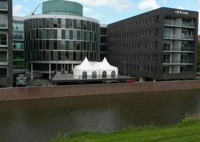Bedrijfsfeest Zwolle Pagode 1