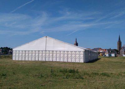 Onze tent, uw feest