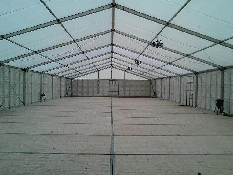 Tent huren IJsselmuiden